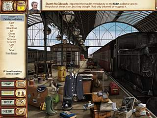 Agatha Christie: 4:50 from Paddington Game review and Download