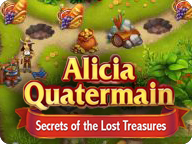 Alicia Quatermain: Secrets Of The Lost