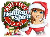 Amelie's Cafe the Holiday Spirit Intro