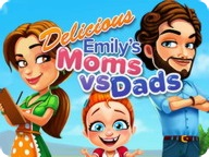 Delicious: Emily's Moms vs Dads