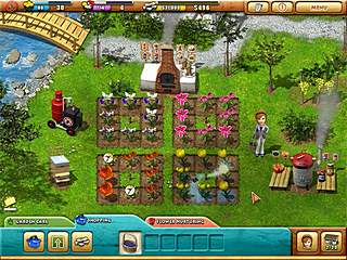 Fiona Finch and the Finest Flowers game download