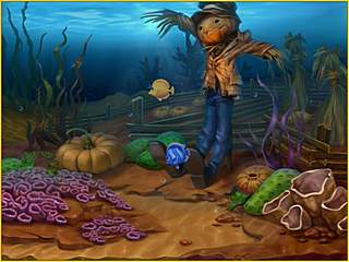 fishdom seasons under the sea halloween