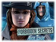 Forbidden Secrets: Alien Town