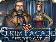 Grim Façade: The Red Cat Collector's Edition