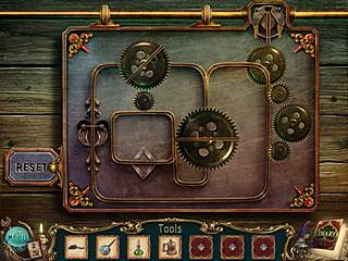Haunted Legends The Queen of Spades puzzle