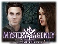 Mystery Agency - A Vampires Kiss