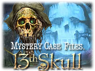 Mystery Case Files 13th Skull intro
