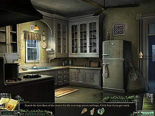 Mystery Case Files 13th Skull kitchen
