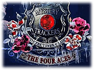 Mystery Trackers: Four Aces