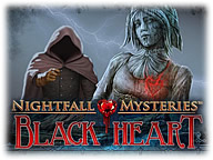 Nightfall Mysteries - Black Heart
