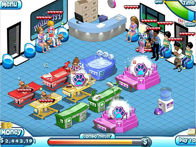 Paradise Pet Salon Game Download