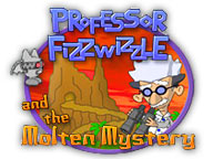 Professor Fizzwizzle and the Molten Mystery