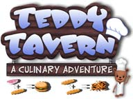 Help Teddy bear become a Culinary Master