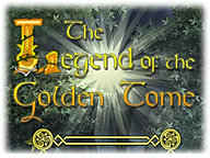 The Legend of the Golden Tome Intro