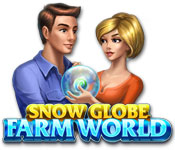 Snow Globe: Farm World