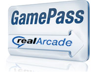 GamePass from Real Arcade