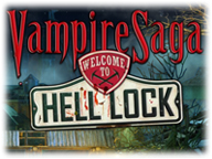 Vampire Saga - Welcome To Hell Lock