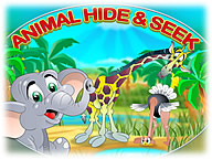 Animal Hide and Seek: Free Hidden Object Game for Kids (Android)