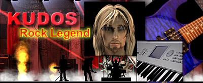 Kudos Rock Legend