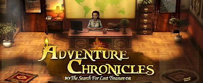 Adventure Chronicles: Search for Lost Treasure