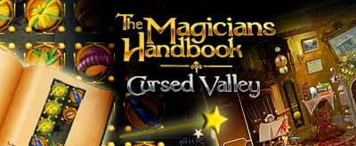 The Magician_s Handbook:Cursed Valley
