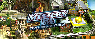 Mystery P.I.-The Lottery Ticket