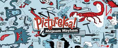 Pictureka Museum Mayhem