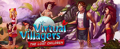 Virtual Villagers: The Lost Children