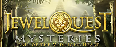 Jewel Quest Mysteries 2: Trail of the Midnight