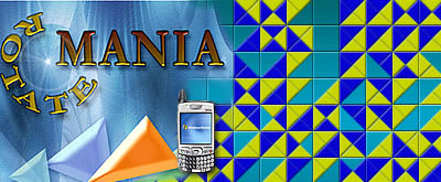 Rotate Mania 2 for Palm