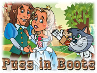 Puss in Boots: Interactive Touch Book