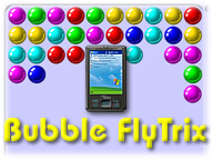 Bubble FlyTrix for Pocket PC