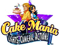 Cake Mania: Lights, Camera, Action