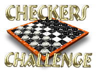 Checkers Challenge for Smartphone