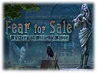 Fear for Sale: The Mystery of McInroy Manor  for Mac OS