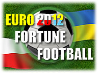 Fortune FootBALL: EURO 2012  for Android