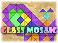 Glass Mosaic: Original Jigsaw Puzzle