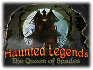 Haunted Legends: The Queen of Spades for Mac