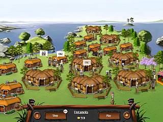 Heroes Of Kalevala Village
