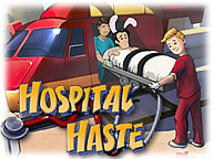 Hospital Haste: take care of the patients!
