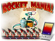 Rocket Mania for Palm