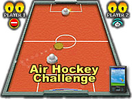Air Hockey Challenge for Pocket