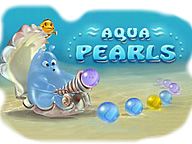Aqua Pearls for PocketPC