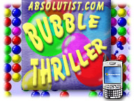 Bubble Thriller for Palm