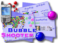 Bubble Shooter Mobile for Palm