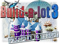 Build-a-lot 3: Passport to Europe