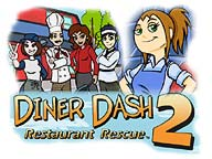 Diner Dash 2�: Restaurant Rescue