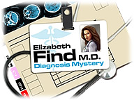 Elizabeth Find M.D. - Diagnosis Mystery for Mac