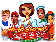 Go-Go Gourmet 2: Chef of the Year
