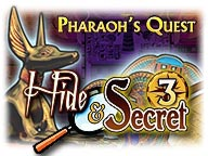Hide and Seek 3: Pharaoh's Quest